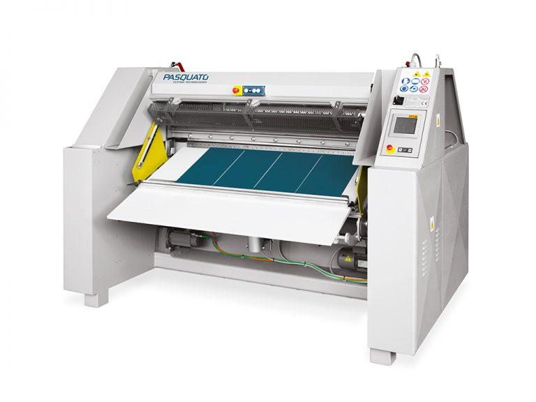 Máquina cortadora de resmas Resmadora TE.